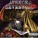 AVENGED SEVENFOLD - City of evil - CD